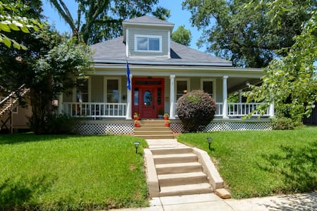 Historic, Spacious, Entire Private Home - Shreveport - Haus