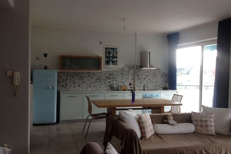modern apartment, magnificent view - Xanthi - Wohnung