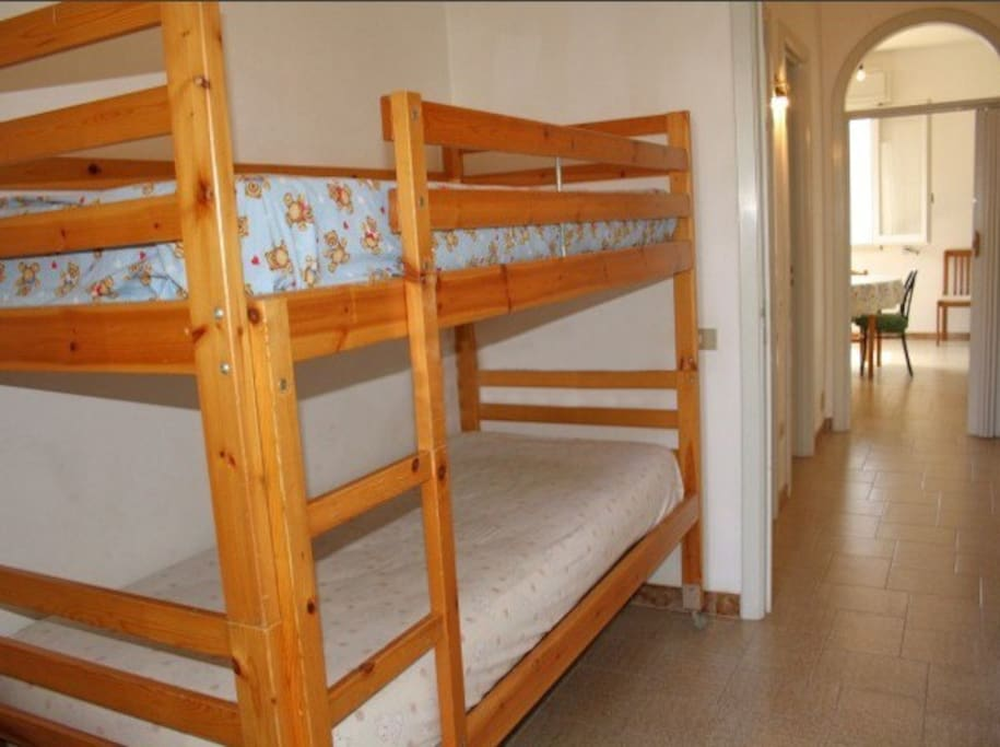 Bunkbed for 2 people