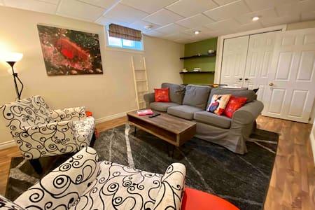 Quaint, Convenient & Affordable 2 Bedroom Suite!