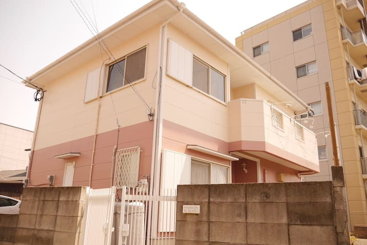 Isolated house, 5 mins to the nearest the bus stop - Fukuoka-shi - Casa de campo