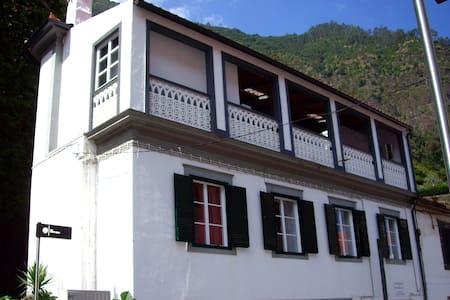 """Chambres d'hôtes """"Vintage"""" à Madère - Sao Vicente - Pension"""