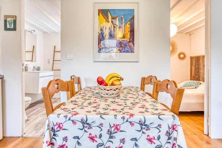 Maisonnette de vacances au calme à Lozari