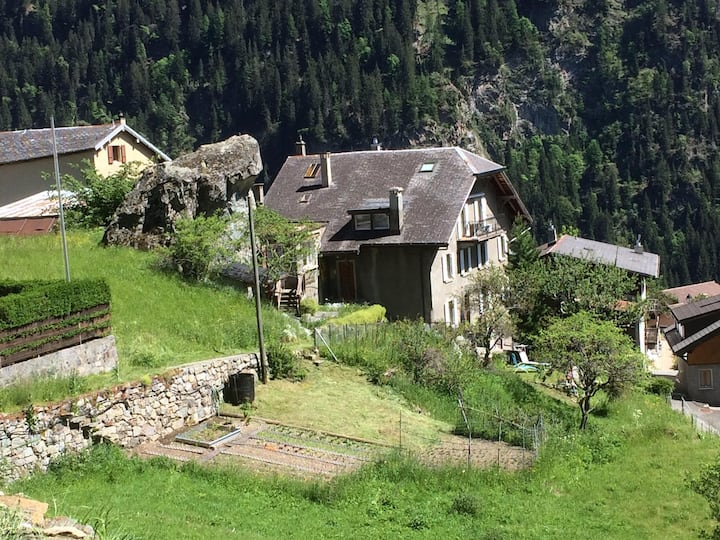 Oasis de repos Souleroc - 'la maison'