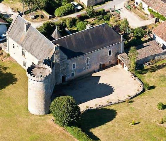 Château de La Mailholière