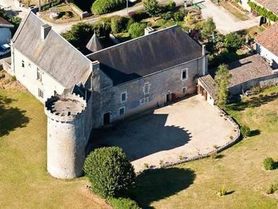 Château de La Mailholière 2