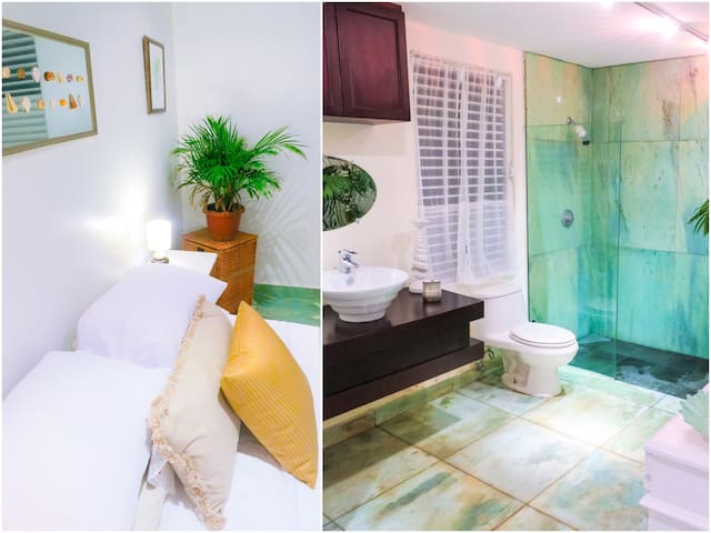Private Suite bathroom ensuite. - San Juan - Dom