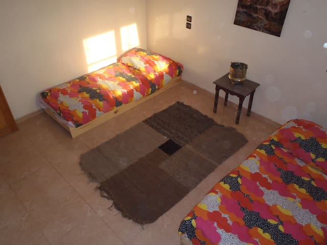 Taste the Morocco: Bed and breakfast low-cost #3 - Meknes