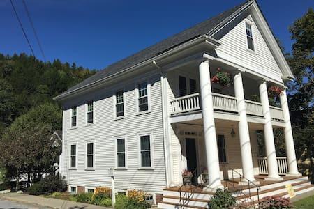 *Historic Stowe Village- 'The Annex'- 1bdrm