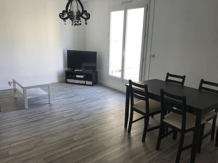 appartement confortable proche RER et écoles