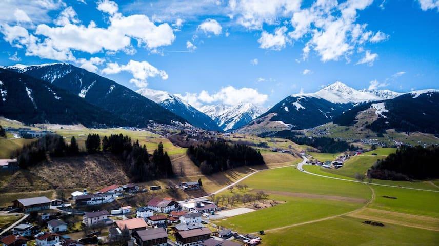 Sonnige Wohnung nahe Axamer Lizum und Innsbruck!