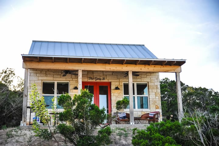 The Gina B.  with Views @ Hill Country Casitas