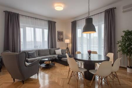 City Deluxe Apartment Zagreb A - Zagreb - Wohnung