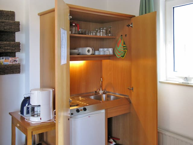 Apartment Lagunenstadt Ückermünde for 2 persons - Ueckermünde - Apartamento