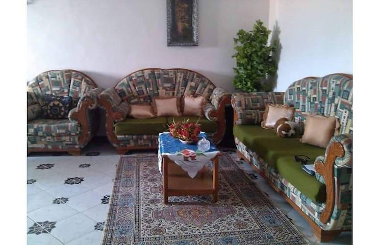 maison gharbi
