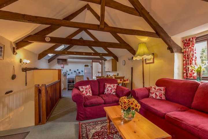 Weavers cottage - Wringworthy cottages, Looe
