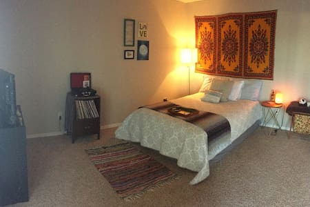 Cozy master suite in North Dallas - ดัลลัส - อพาร์ทเมนท์