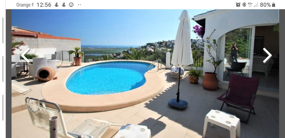 Jolie Villa Espagne Monte Pego