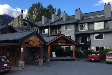 Studio Apartment - Whistler Creek Lodge