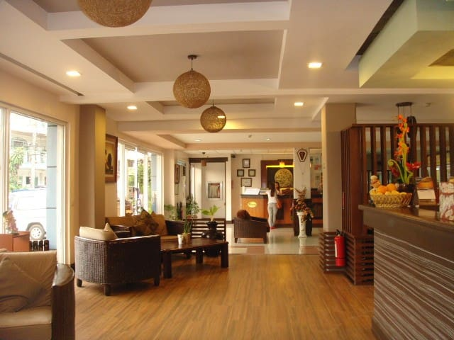 Soledad Business Suite - Tagbilaran - Bed & Breakfast