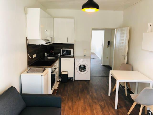 2 Zimmer-Apartment möbliert inkl. W-Lan&TV