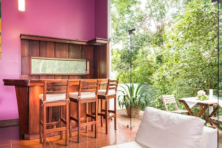 Villa at the forest - sabanillas de acosta - 一軒家