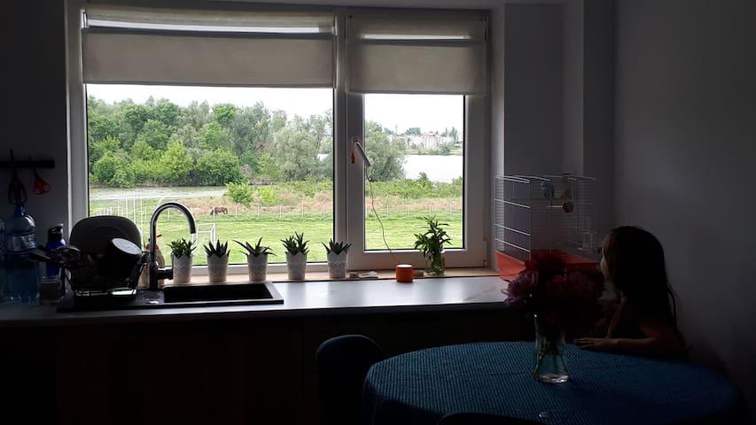 Danube Delta (Delta Dunarii) -  Apartament Chilia