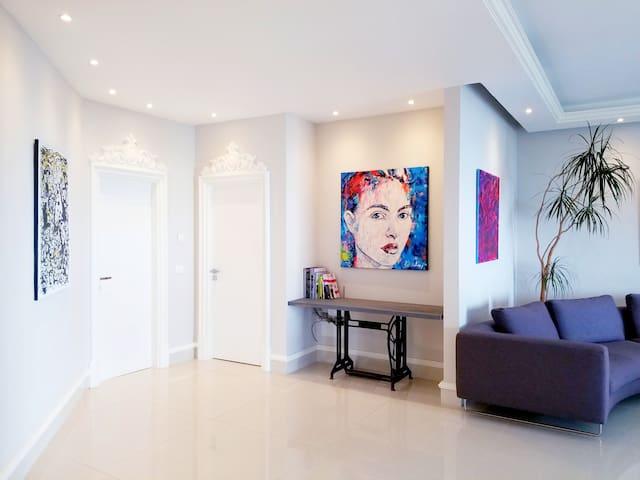 Corridor to Bedrooms