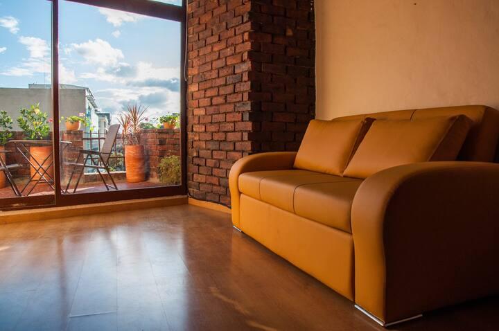 Beautiful Penthouse / Loft /Duplex