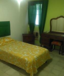 Habitación viajero, estudiante - Mérida - Bed & Breakfast