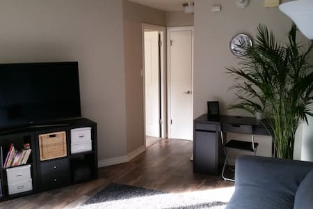 Nice 1-bedroom apartment - Seattle - Apartment