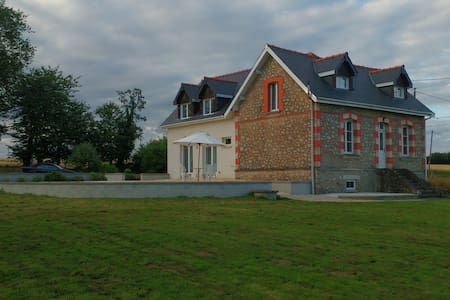 Les Rivieres - Juvigny-Sous-Andaine - 一軒家