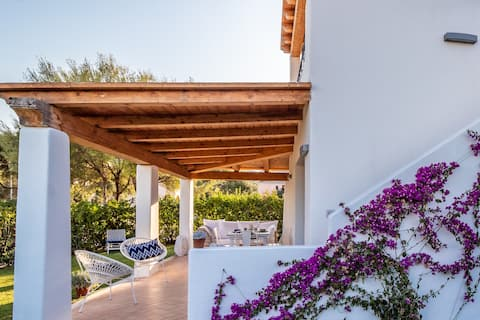 Cool Design Villa with lovely garden and terrace