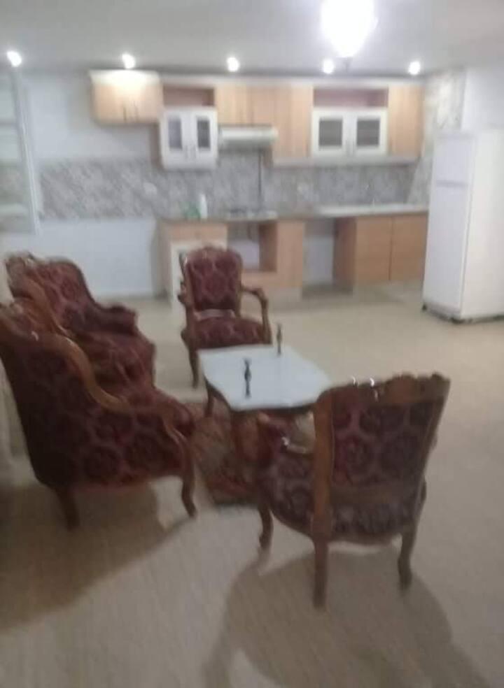 étage de villa meublé haut standing
