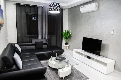 Elegant apartment in the center of Tangier