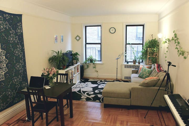 Beautiful apartment in Upper Manhattan - New York - Appartement