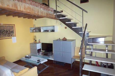 Grazioso Appartamento nelle Crete Senesi - Monteroni d'Arbia - Loft