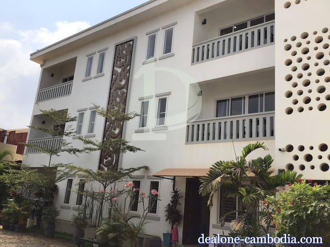 New and Modern Apartment in Siem Reap