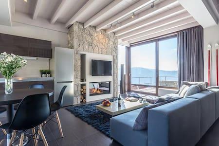 White Hills luxury villa D - Arachova