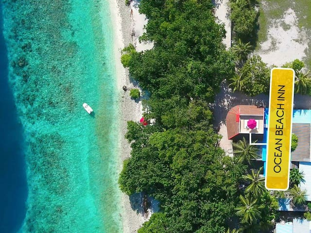Ocean Beach Maldives