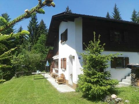 Berghütte/Chalet für Urlaub mit Familie & Freunden