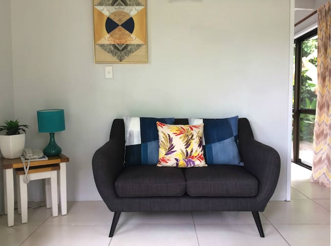 Cosy & Modern Studio in Muri Beach - Ngatangiia District - Overig