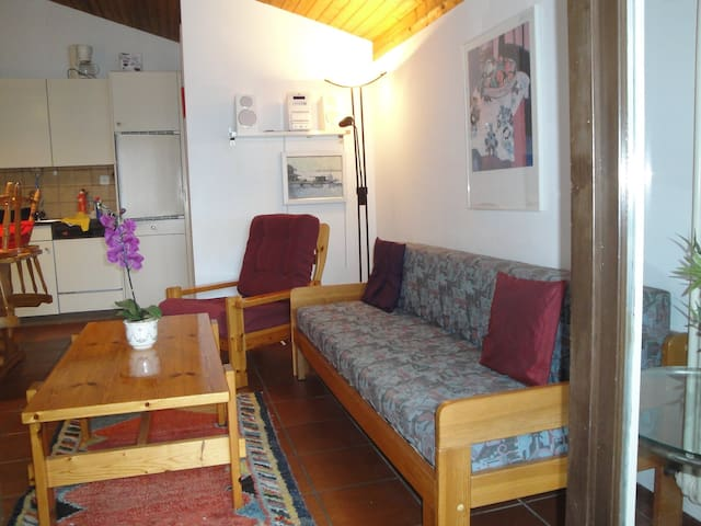Apartment Bellavista (Utoring) for 3 persons - Cademario - Apartamento