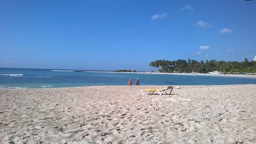 Juan Dolio palm beaches and warm caribbean holiday - Juan Dolio - Apartment