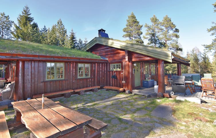 Holiday cottage with 4 bedrooms on 103 m² in Arvika