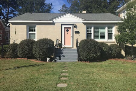 Charming home in the Ghent district - New Bern