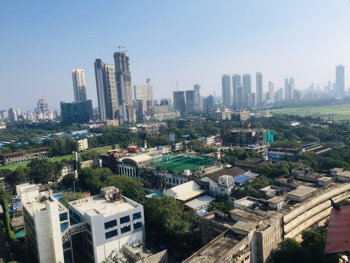 Stunning Views | Worli | 2 Bedroom Apartment
