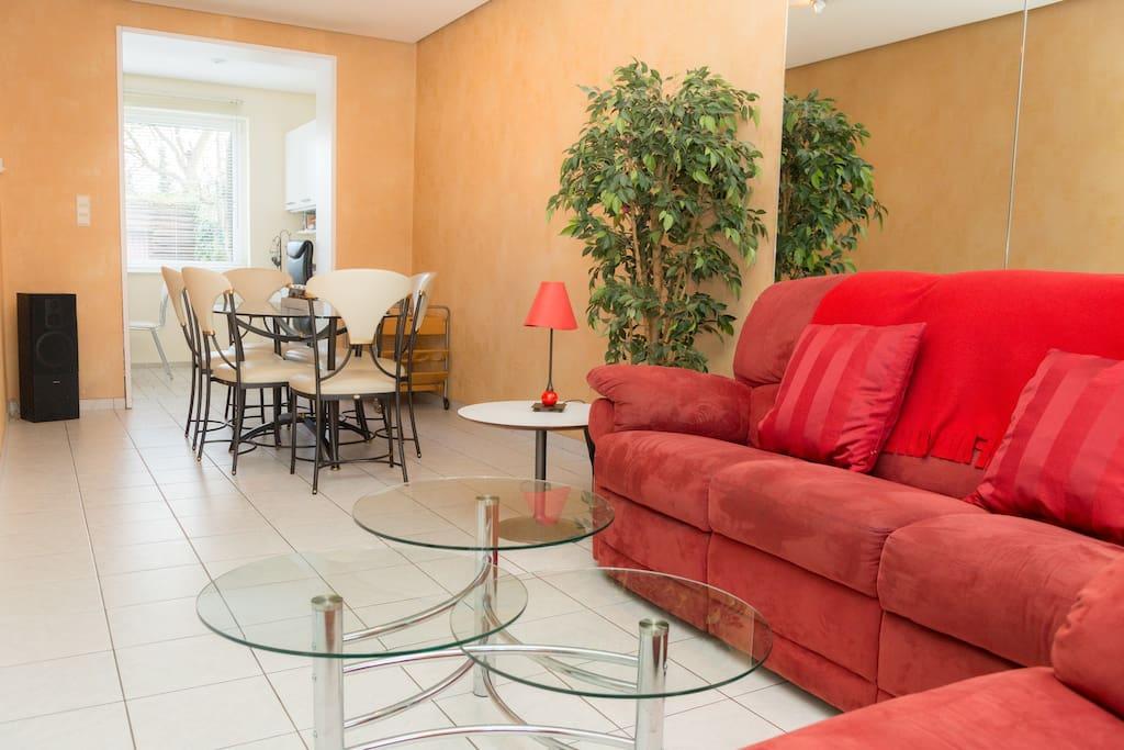 Louer une maison avec jardin maisons louer for Appartement a louer avec jardin bruxelles