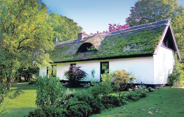 Holiday cottage with 2 bedrooms on 100m² in Schabernack/Garz
