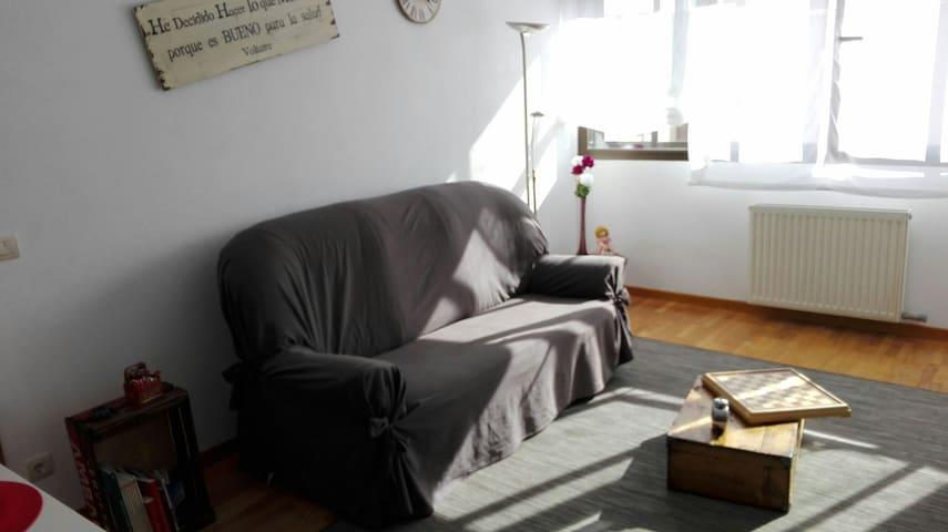 Apartamento coqueto y céntrico - Burgos - Lejlighed